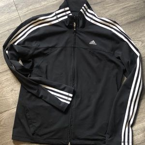 Women's adidas sweat jacket